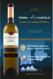 MEDALLA DE ORO EN DECANTER WORLD WINE AWARDS 2011